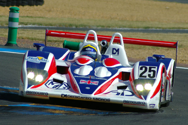 RML AD Group MG Lola, Le mans 2005