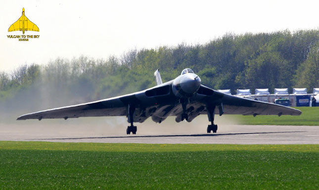 Photo: Vulcan to the Sky Trust