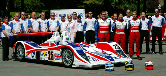 RML at Le Mans 2005